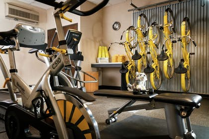 Fitness Facility | Staypineapple, Watertown, University District Seattle