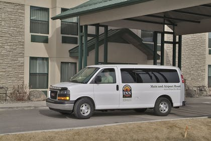 Airport Shuttle | Boothill Inn And Suites