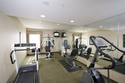Fitness Facility | Boothill Inn And Suites