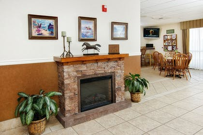 Lobby | Boothill Inn And Suites