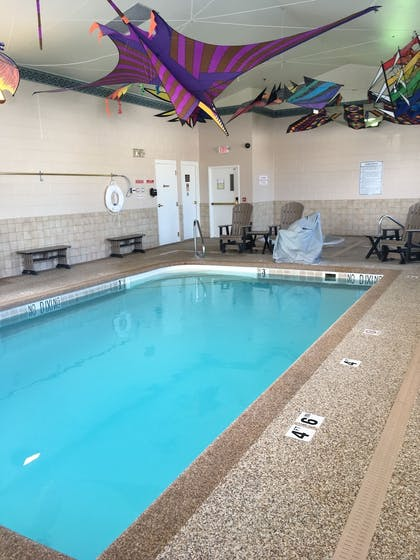 Indoor Pool | Boothill Inn And Suites
