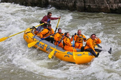 Rafting   Teton Mountain Lodge and Spa - A Noble House Resort