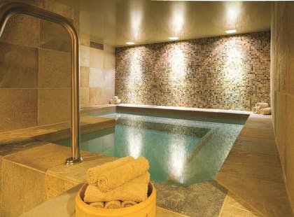 Indoor Spa Tub   Teton Mountain Lodge and Spa - A Noble House Resort