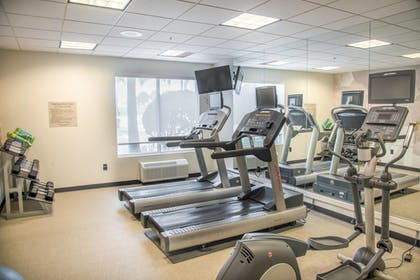 Gym | SpringHill Suites by Marriott Miami Airport South