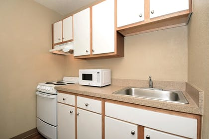 In-Room Kitchen | Extended Stay America - Omaha - West