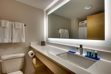 In-Room Amenity   Holiday Inn Express & Suites - Interstate 380 at 33rd Avenue