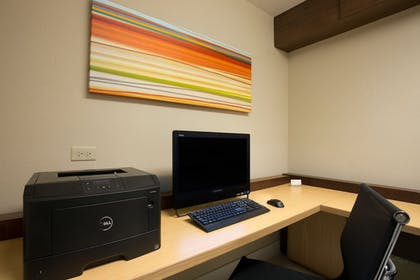 Business Center | Hawthorn Suites by Wyndham Raleigh/Cary