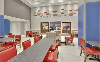 Restaurant | Holiday Inn Express & Suites Irving Conv Ctr - Las Colinas