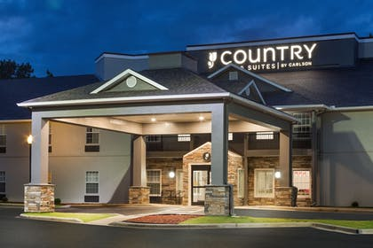 Hotel Front - Evening/Night | Country Inn & Suites by Radisson, Birmingham-Hoover, AL