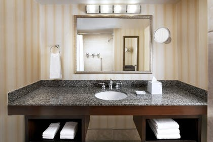 Bathroom | Four Points by Sheraton Richmond Airport