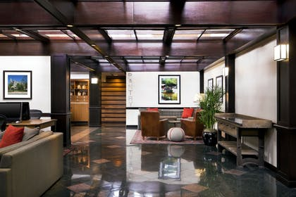 Lobby | Four Points by Sheraton Richmond Airport