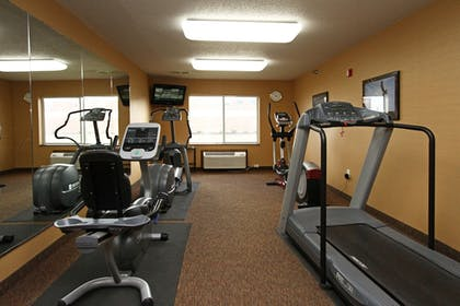Fitness Facility | New Victorian Suites