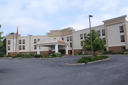 Aerial View | Holiday Inn Express Lewisburg/New Columbia