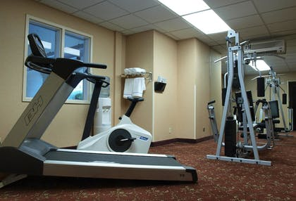 Fitness Facility | Best Western Plus Caldwell Inn & Suites