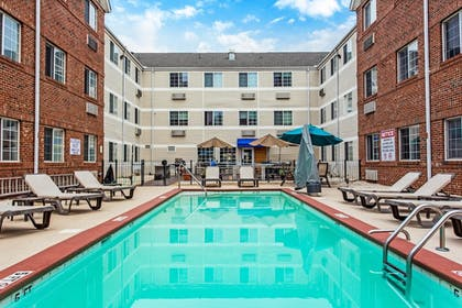 Pool | MainStay Suites Greenville Airport