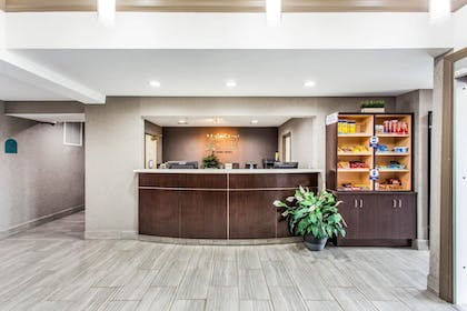 Lobby | MainStay Suites Greenville Airport