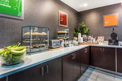 Breakfast Area | MainStay Suites Greenville Airport