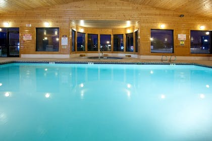 Pool | Holiday Inn Express Heber City