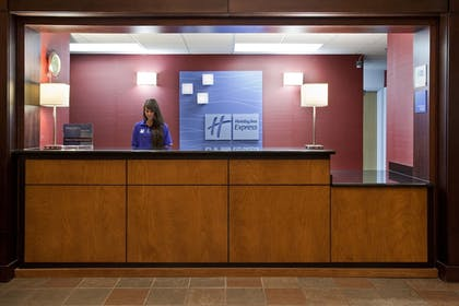 Lobby | Holiday Inn Express Heber City
