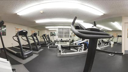 Gym   Candlewood Suites Houston By The Galleria