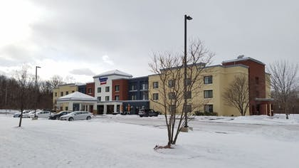 Property Grounds | Fairfield Inn & Suites by Marriott Rochester West/Greece