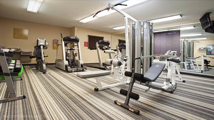 Fitness Facility | Candlewood Suites Jacksonville
