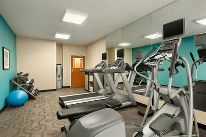 Fitness Facility | Fairfield Inn & Suites Houston North/Cypress Station