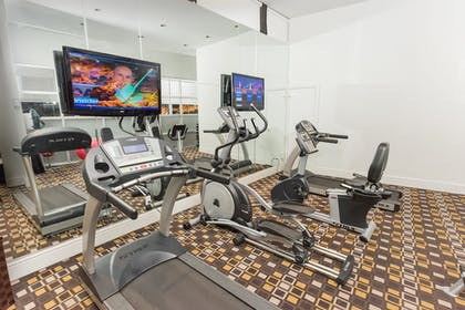 Fitness Facility | The Bentley Hotel