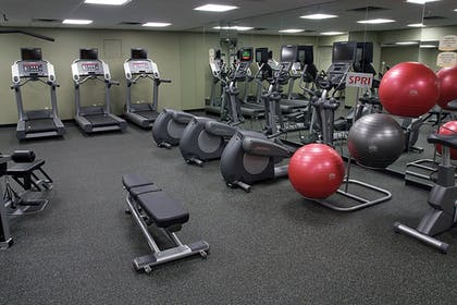 Fitness Facility | Courtyard by Marriott Denver Downtown