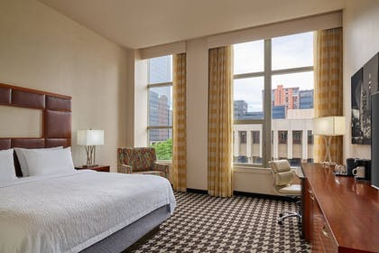 View from Room | Courtyard by Marriott Denver Downtown