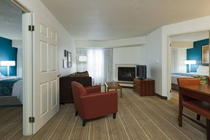Guestroom | Residence Inn By Marriott Chicago Southeast Hammond