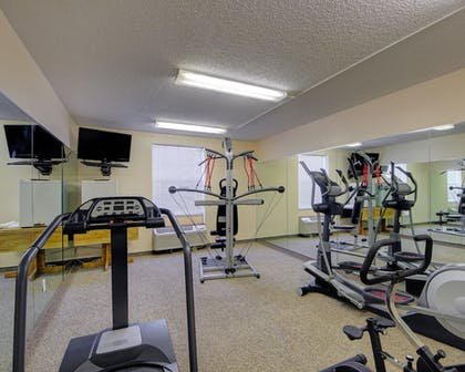 Fitness Facility | Western Inn and Suites