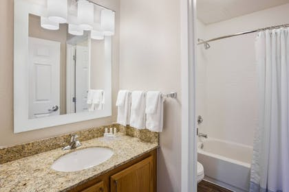 Bathroom | Towneplace Suites By Marriott Minneapolis Eden Prairie