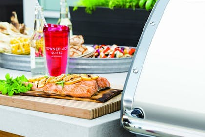 BBQ/Picnic Area | Towneplace Suites By Marriott Minneapolis Eden Prairie