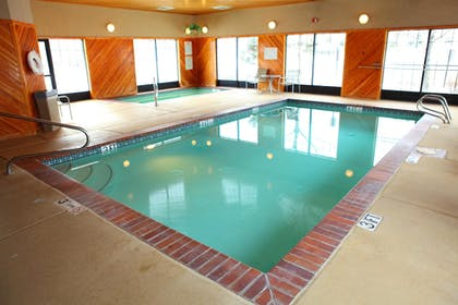 Indoor Pool | Holiday Inn Express Hotel & Suites Park City