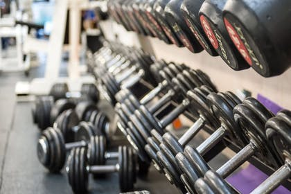 Fitness Facility | Best Western Wesley Inn & Suites