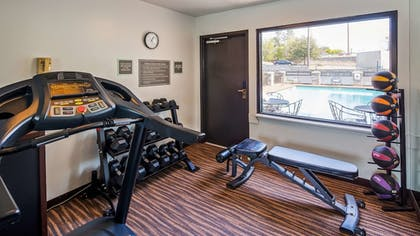 Fitness Facility | Best Western Augusta West