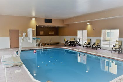 Indoor Pool | TownePlace Suites by Marriott Sioux Falls