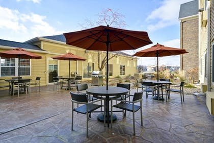 Terrace/Patio | TownePlace Suites by Marriott Sioux Falls