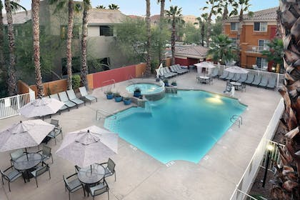 Pool | Holiday Inn Express Hotel & Suites Scottsdale - Old Town