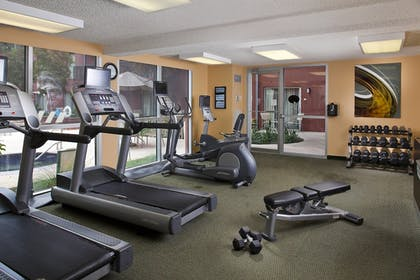 Sports Facility | Courtyard by Marriott New Orleans Downtown/Convention Center