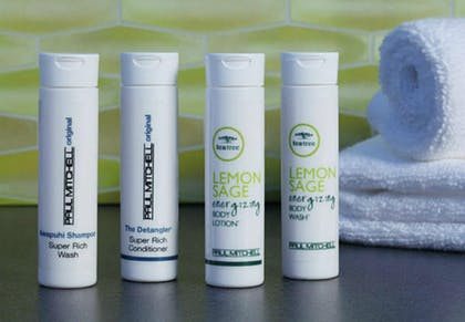Bathroom Amenities | Courtyard by Marriott New Orleans Downtown/Convention Center
