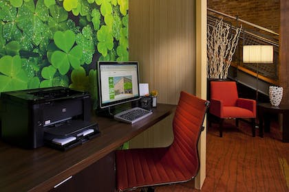 Business Center | Courtyard by Marriott New Orleans Downtown/Convention Center
