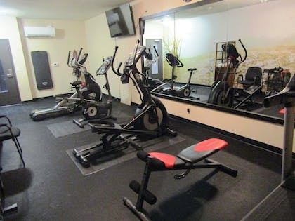 Fitness Facility | Best Western Plus Lee's Summit Hotel & Suites