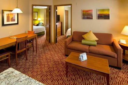 Guestroom   TownePlace Suites By Marriott St. Louis Fenton