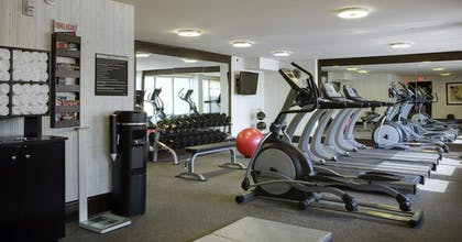 Fitness Facility | Crowne Plaza Kansas City Downtown