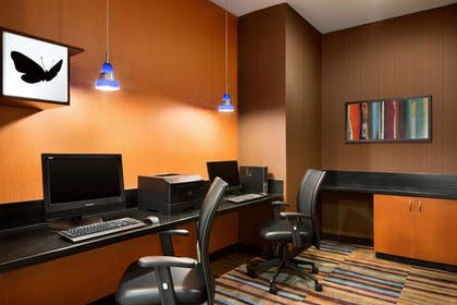 Business Center | Fairfield Inn & Suites by Marriott Dallas Mesquite