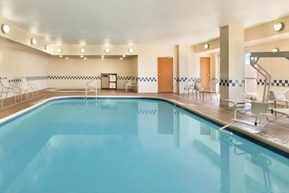 Pool | Fairfield Inn & Suites by Marriott Dallas Mesquite