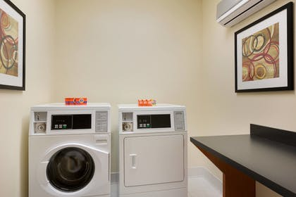 Laundry Room | Fairfield Inn & Suites by Marriott Dallas Mesquite