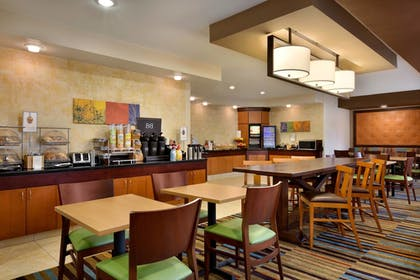 Restaurant | Fairfield Inn & Suites by Marriott Dallas Mesquite